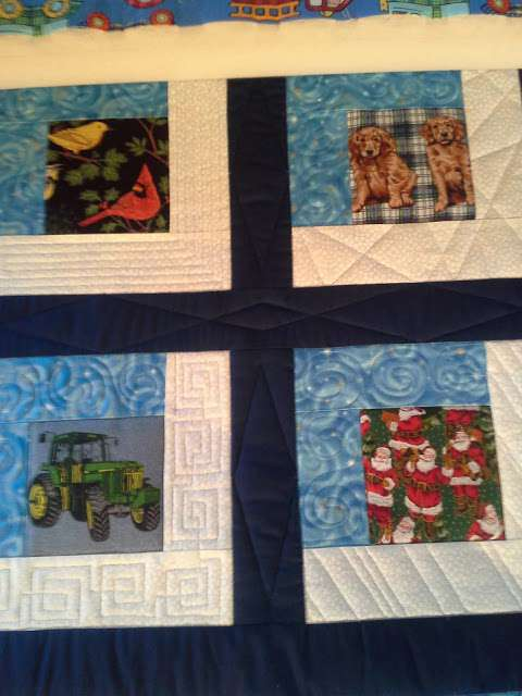Red Rabbit Quilting , Longarm quilting services